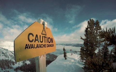 Синоптики попереджають про лавинну небезпеку в Карпатах