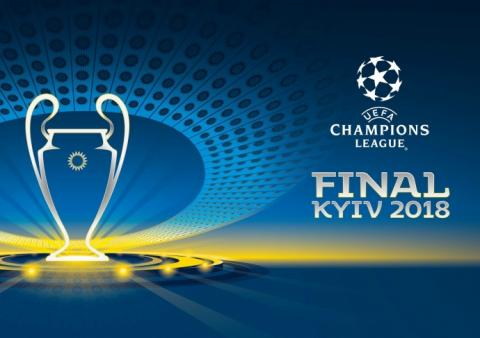 У Києві презентували логотип та Кубок фіналу ліги чемпіонів