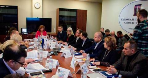 РАУ: зібрання адвокатів Києва 7 жовтня не є конференцією