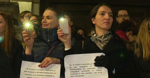 Судова реформа об'єднала румунських суддів і прокурорів