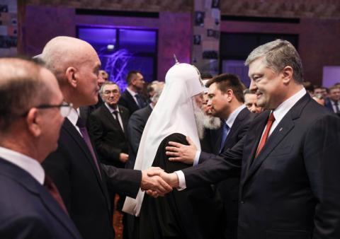 Глава держави про роботу українських дипломатів: Нашу свободу і європейськість зараз доводиться виборювати, як і 100 років тому