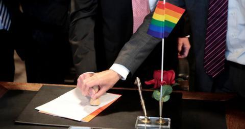 Ірландець став геєм, щоб не платити за спадок