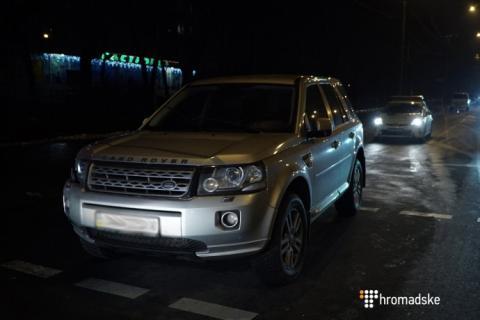 У Києві суддя на Land Rover збив на смерть пішохода – ЗМІ