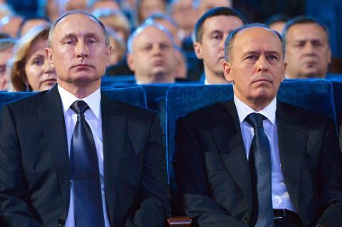 Як чекіста-президента РФ «підставив» головний чекіст Росії