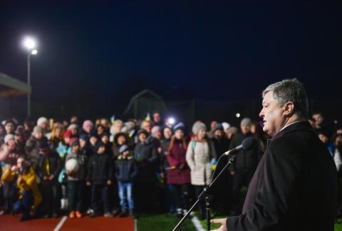 Об'єднані територіальні громади демонструють свою ефективність, - Президент на Одещині зустрівся з Маяківською сільською ОТГ