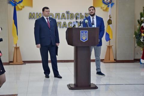 Директор аеропорту пропонував хабар у 2,5 млн голові Миколаївської ОДА