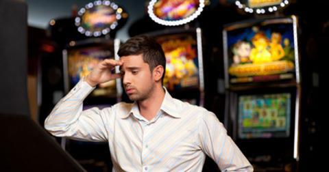 Австралійці на ігрових автоматах програли рекордну суму