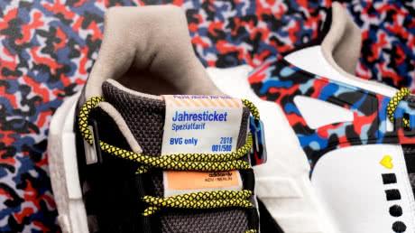 У Німеччині випустили кросівки з вбудованим проїзним