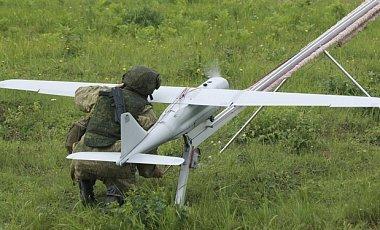 Українські війська ППО збили під Донецьком безпілотник окупантів