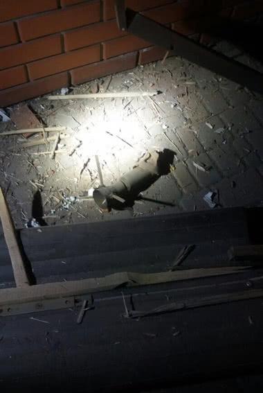 На Одещині кафе обстріляли з гранатомета