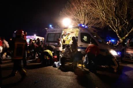 Під час пожежі в розважальному центрі у Португалії загинули 8 людей