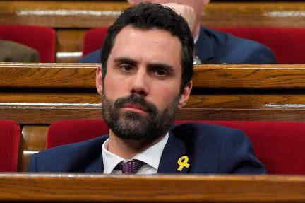 Спікером парламенту Каталонії обрали депутата від сепаратистської партії