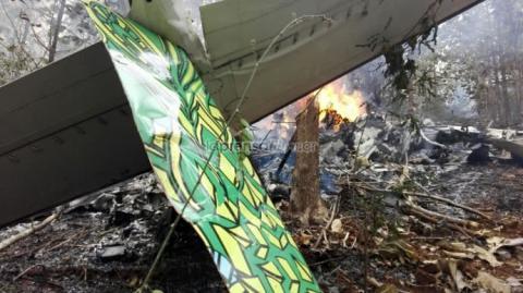 У Коста-Риці розбився літак