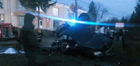 На Хмельниччині автомобіль збив насмерть жінку, водій втік