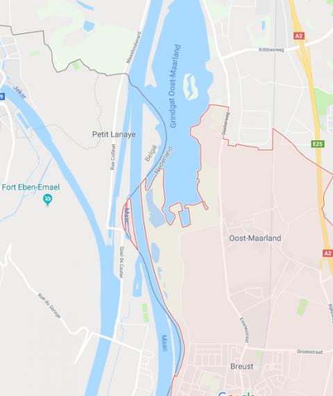 Бельгія і Нідерланди обмінялися територіями: змусила річка