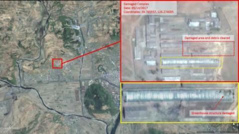 ЗМІ: Під час одного з тестів у КНДР уламки ракети впали на місто
