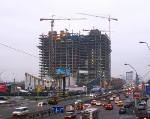 КМДА може переїхати в новий офіс за 370 мільйонів доларів