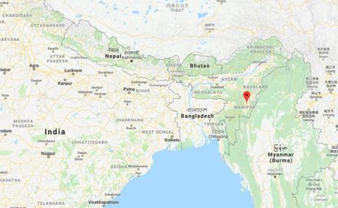 В Індії Стався землетрус магнітудою 5,5 балів
