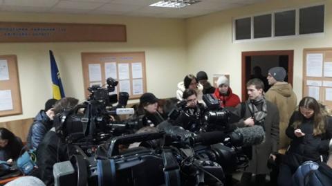 Убивство Ноздровської: суд з обрання міри запобіжного заходу затримується