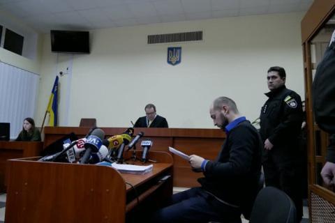 Россошанський заявив, що погоджується з підозрою у вбивстві Ноздровської