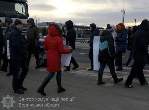 На кордоні з Польщею заблокували три дороги через податкові зміни