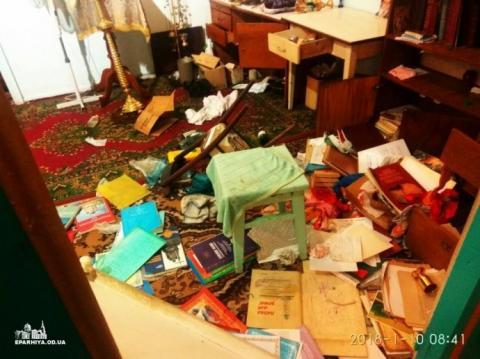 На Одещині пограбували і розтрощили храм УПЦ МП
