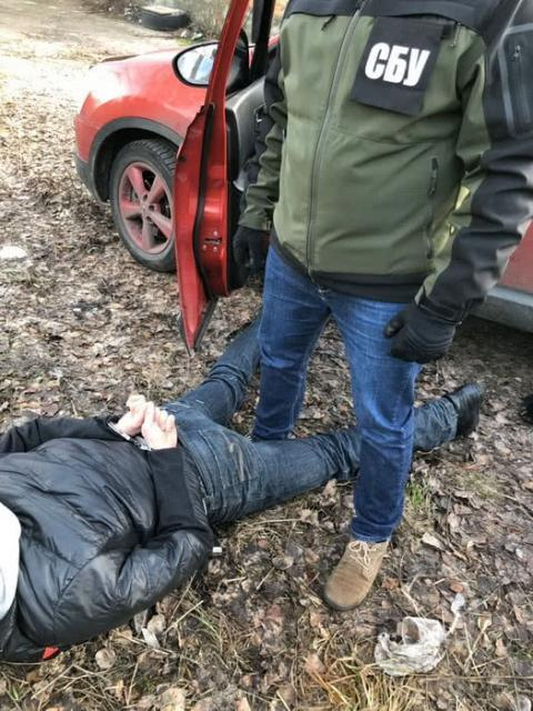 """Посадовець Київської митниці погорів на """"відкатах"""" – СБУ"""