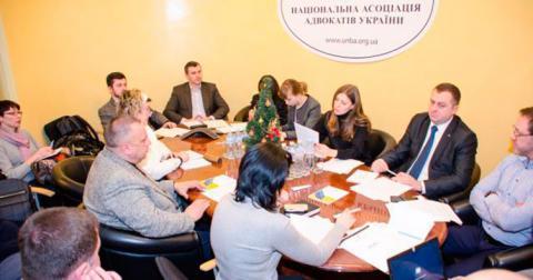 У НААУ створять програму для оперативного пошуку адвокатів