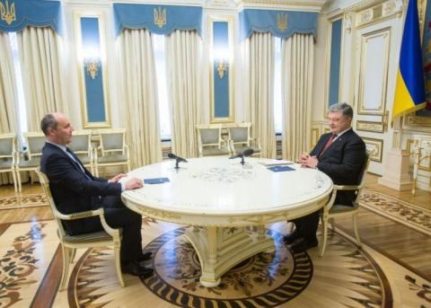 Порошенко запропонував призначити нових членів ЦВК