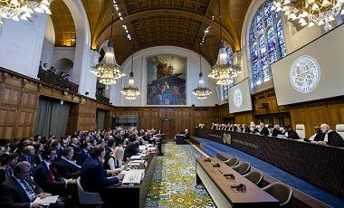 Україна подала позов до РФ за порушення морського права
