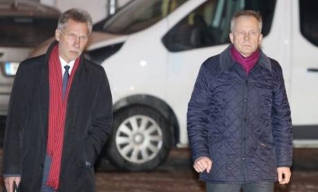 Президента Банку Латвії відпустили під заставу у 100 тисяч євро