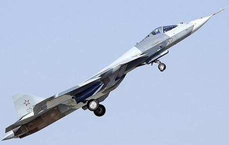 РФ відправила до Сирії для випробувань новітні винищувачі Су-57 - ЗМІ