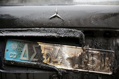 Невідомі спалили у Греції автомобіль дипломатичної місії Албанії