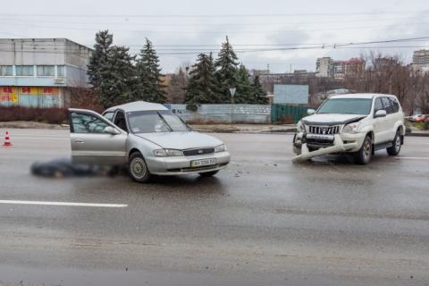 У Дніпрі в ДТП загинув відомий волонтер