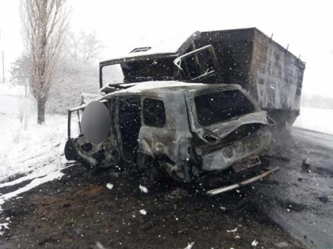 Екс-голова Миколаївської облради загинув у страшній ДТП