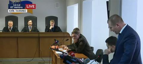 Справа про держзраду Януковича: Допит Наливайченка розпочався з суперечки