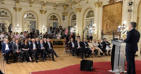Аргентина очистить держслужбу від родинних зв'язків