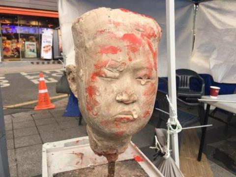 """У Сеулі влаштували протести проти """"пропаганди"""" та КНДР на Олімпіаді"""