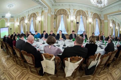 Ростислав Павленко взяв участь у засіданні Круглого столу «Сприяння міжкультурному діалогу в Україні»