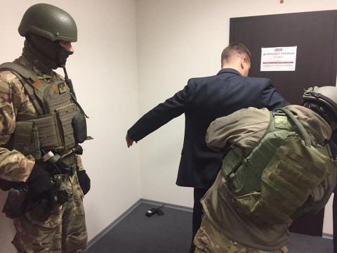 Як прокурори «гвалтують» Київську митницю. Частина І «ОЗГ Матіоса»