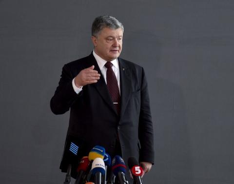 Президент: Є абсолютне розуміння, що миротворча місія є ключовою складовою мирного мінського процесу