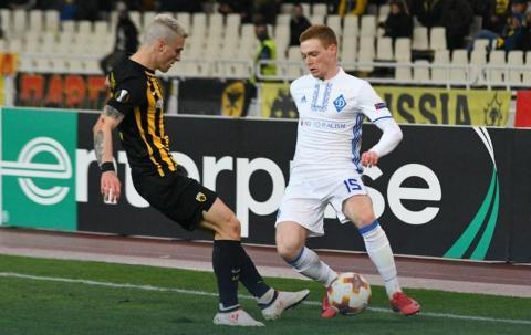 «Мирні греки» проти «Динамо»: хто складе зброю в Києві?