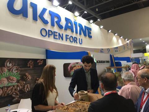 60 українських компаній підкоряють нові ринки на наймасштабнішій виставці Gulfood 2018