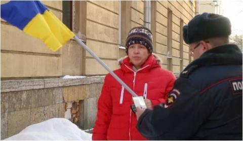 У Петербурзі вшанували героїв Небесної Сотні