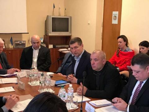 """Комітет з питань запобігання і протидії корупції та Антикорупційна ініціатива ЄС в Україні провели круглий стіл """"Антикорупційне законодавство України: проблеми забезпечення ефективності"""""""