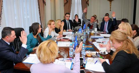 Правління ААУ призначило нових голів комітетів