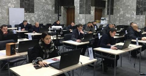Кандидати в приватні виконавці складають іспити
