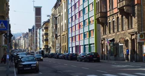 Німецький суд дозволив містам забороняти рух дизельних авто