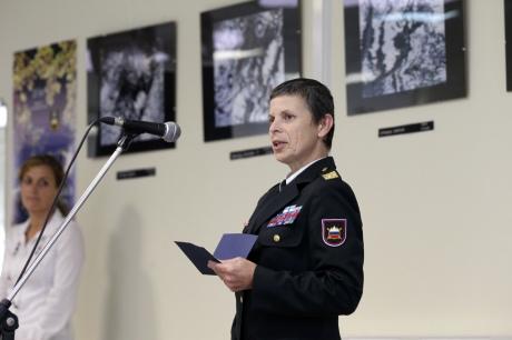 У Словенії вперше на посаду заступника командувача армією призначили жінку