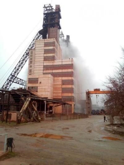 У Запорізькій області через загоряння на шахті постраждали 6 гірників - ЗМІ